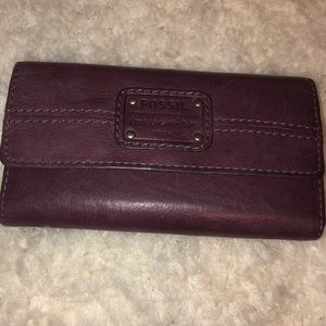 Fossil Wallet Good Used Condition